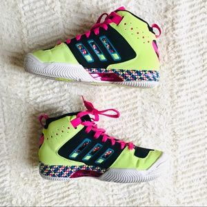 Adidas Streetball Hightops